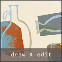 Draw & Edit images